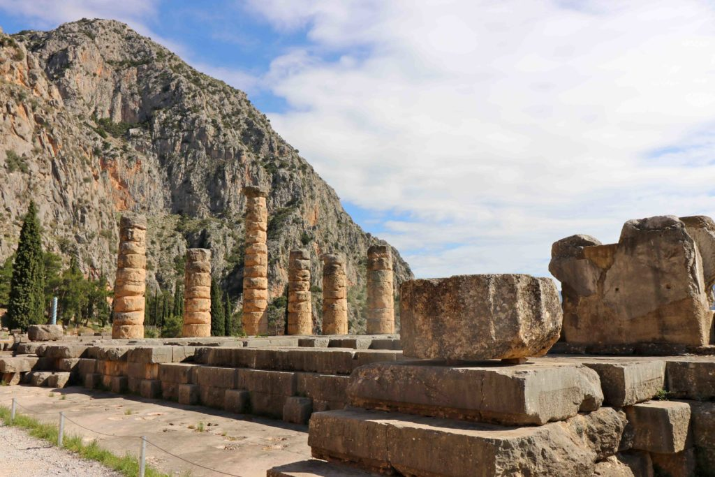Delphi, Greece: Journey to the Centre of the Greek World