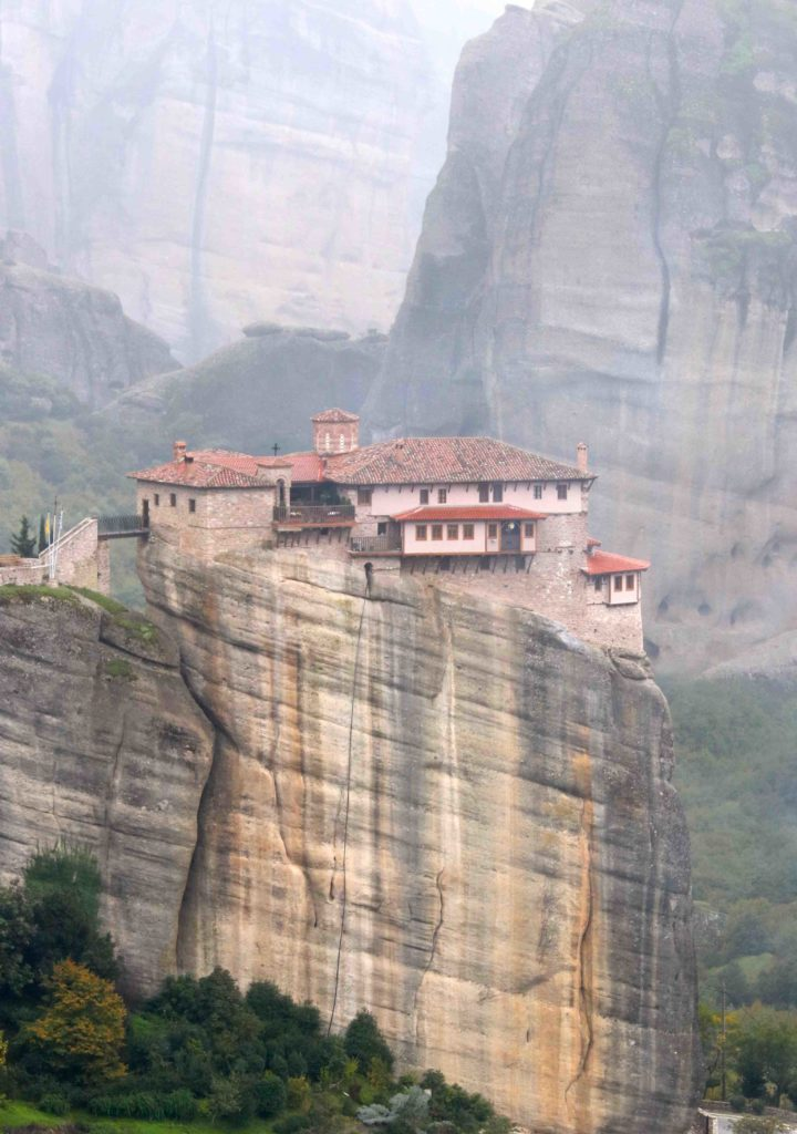 Meteora, Greece: Communing with the Gods