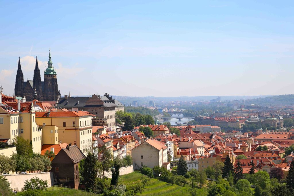 Prague, Czech Republic: The City of a Hundred Spires