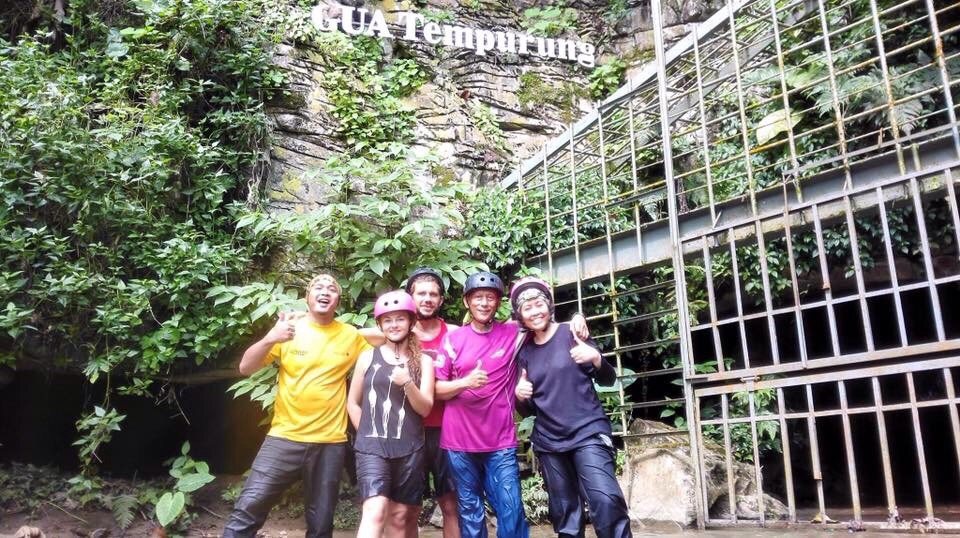Gua Tempurung, Malaysia: For the Adventure Seekers